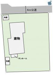 龍ヶ崎市立野 豪邸7SDK住宅